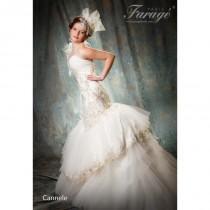 wedding photo - Farage, Cannelle - Superbes robes de mariée pas cher