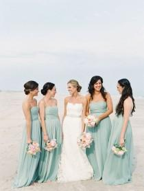 wedding photo - Seaside Wedding In The Hamptons
