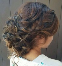 wedding photo - Wedding Hairstyle Inspiration - Heidi Marie (Garrett