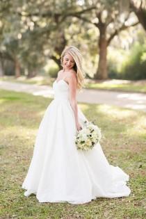 wedding photo - The Dress.