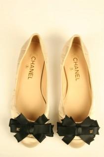 wedding photo - SHOES: Pinterest / Search Results For Chanel Shoes - Socialbliss
