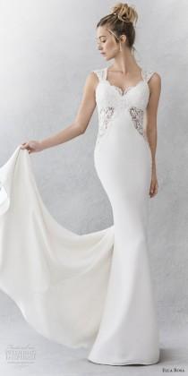 wedding photo - Ella Rosa Spring 2017 Wedding Dresses