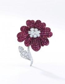 wedding photo - Jewerly - Red, Diamond, Precious Stone, Jewels