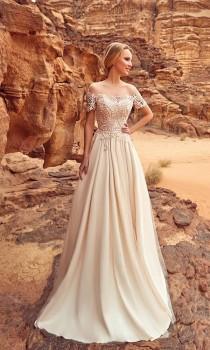 wedding photo - Preview: Oksana Mukha Wedding Dresses 2018