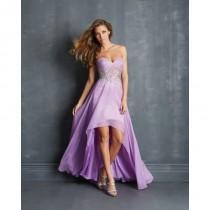 wedding photo - Night Moves 7091 Dress - Brand Prom Dresses