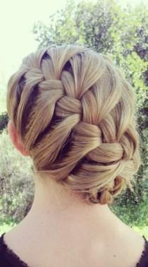 wedding photo - Wedding Hairstyle Inspiration - Heidi Marie (Garrett)