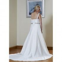 wedding photo - romantica-silhouette-2014-primrose-back - Stunning Cheap Wedding Dresses