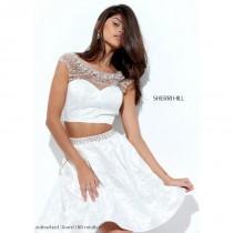 wedding photo - Sherri Hill 50499 - Brand Wedding Store Online