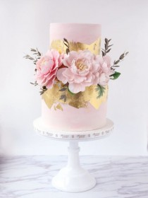 wedding photo - Wedding Cakes, Cupcakes And Desserts