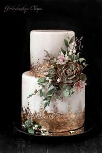 wedding photo - Cakes & Cake Decorating ~ Daily Inspiration & Ideas