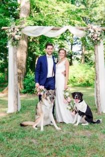 wedding photo - Romantic Tennessee Vineyard Wedding