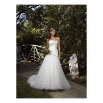wedding photo - Casablanca Bridal 1981  Spring 2010 -  Designer Wedding Dresses
