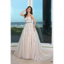 wedding photo - Davinci Wedding Dresses - Style 50231 - Formal Day Dresses
