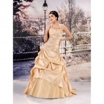 wedding photo - Miss Paris, 133-36 champgne - Superbes robes de mariée pas cher