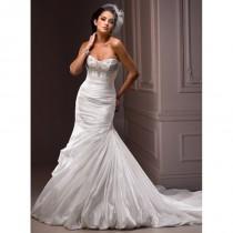 wedding photo - Maggie Sottero Adeline Marie Bridal Gown (2012) (MS12_Adeline_MarieBG) - Crazy Sale Formal Dresses