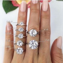 wedding photo - The Only Engagement Ring Guide You Will Ever Need: Ring Secrets
