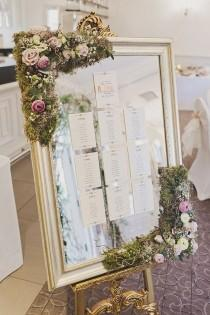 wedding photo - 50 Fabulous Mirror Wedding Ideas You'll Love