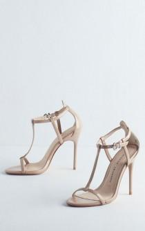wedding photo - ModCloth - Chinese Laundry Gala Te Da Heel In Taupe