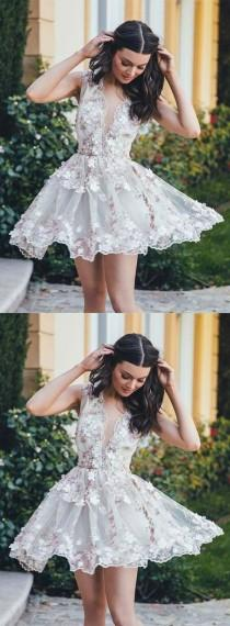 wedding photo - Short Homecoming Dresses,unique Homecoming Dresses,prom Dresses For Teens, Princess Homecoming Dresses,2017 Homecoming Dresses From DestinyDress