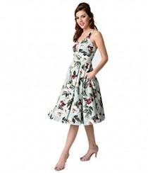 wedding photo - Floral Swing Dress