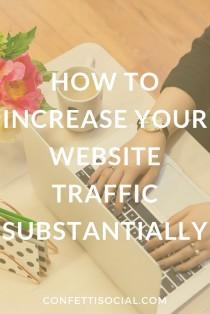wedding photo - How To Increase Your Website Traffic Substantially