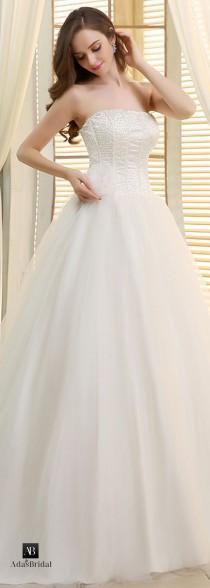 wedding photo - AdasBridal Wedding Dresses