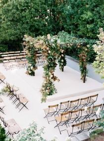 wedding photo - A Majestic Garden In The City Celebration