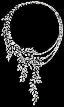 wedding photo - 15 Designs Of Amazing Diamond Necklaces
