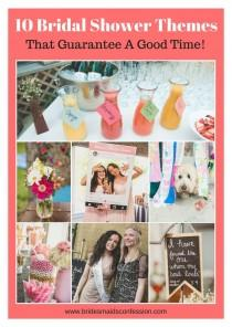 wedding photo - 10 Bridal Shower Themes That Guarantee A Good Time