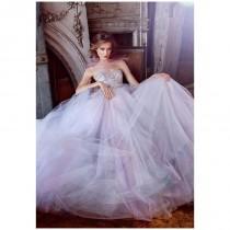 wedding photo - Lazaro 3555 Wedding Dress - The Knot - Formal Bridesmaid Dresses 2017
