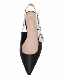 wedding photo - J'Adior Leather Slingback Flat