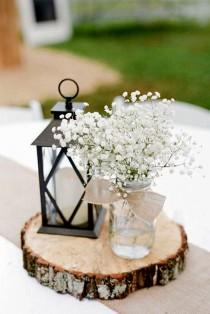 wedding photo - 30 Romantic Rustic Wedding Lanterns