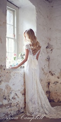 wedding photo - 33 Vintage Inspired Wedding Dresses