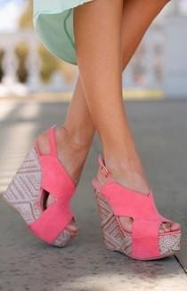 wedding photo - Absolutely Gorgeous Wedges For Women