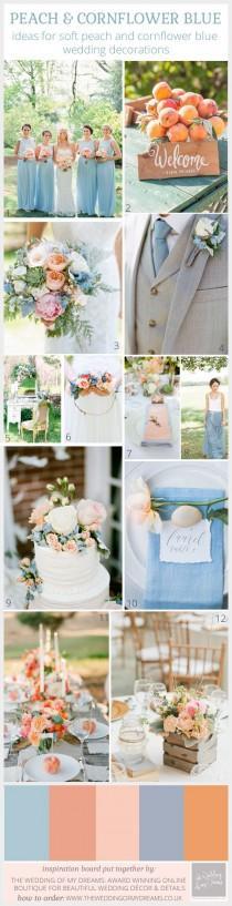 wedding photo - Copper Wedding Ideas And Decorations