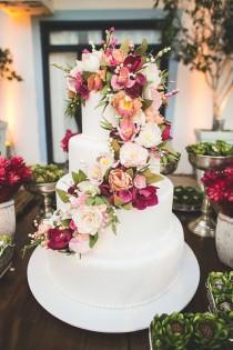 wedding photo - Bolo De Casamento
