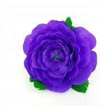 wedding photo -  Paper flower - Crepe paper ranunculus - Ranunculus flowers - Crepe paper flower - Fake flowers - handmade flowers - Cake flowers - Decor - $6.95 USD