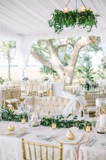 wedding photo - Elegant Charleston Plantation Wedding