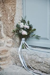 wedding photo - Provence Inspired Château Beauchêne Styled Shoot - French Wedding Style