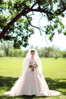 wedding photo - An Elegant Blush And Ivory Wedding In Manitoba