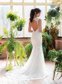wedding photo - Gowns for a Garden Wedding