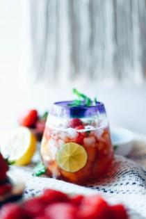wedding photo - This Summer Cocktail Is Like A Tropical Vacation In A Glass
