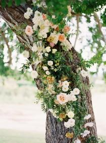wedding photo - Elegant Outdoor Wedding in Mexico Photographed by Ana & Jerome