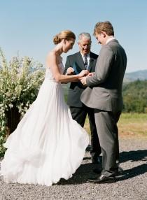 wedding photo - Real Wedding Vows that are Thoughtful & Simple