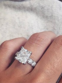 wedding photo - 40 Unique Engagement Rings From Jean Pierre Jewelers