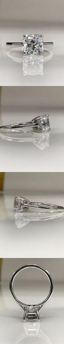 wedding photo - Diamond Engagement Rings