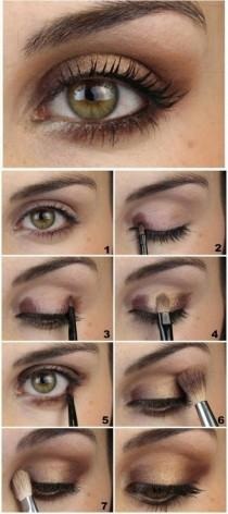 wedding photo - Natural Eye Shadow Look