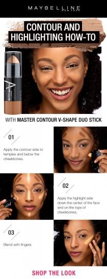 wedding photo - Contour/Highlight Stick