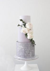 wedding photo - Wedding Cake Inspiration - Sweet Bakes