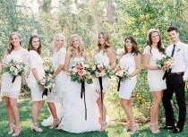 wedding photo - Bridesmaids & Bridesmen